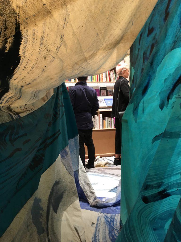 Paris Ass Book Fair — After 8 books